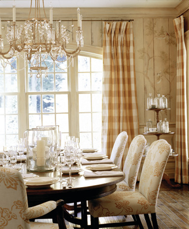 Hurricane Candle Holders Dining Room Traditional with Apothecary Jars Checks Crystal