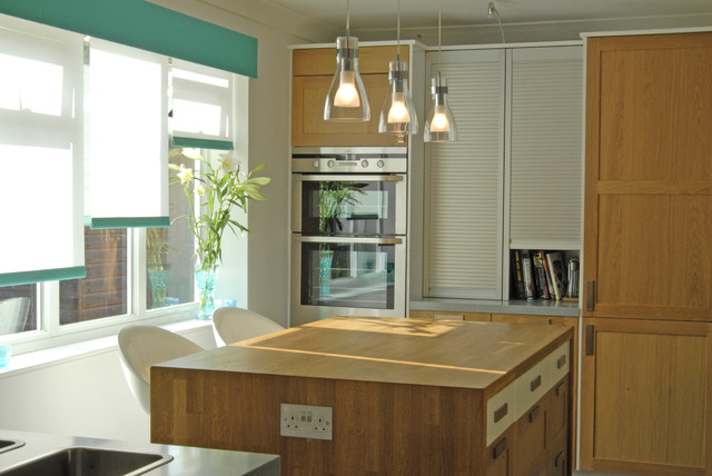 Ikea Blinds Kitchen Contemporary with Colour Cookbook Shelf Details2