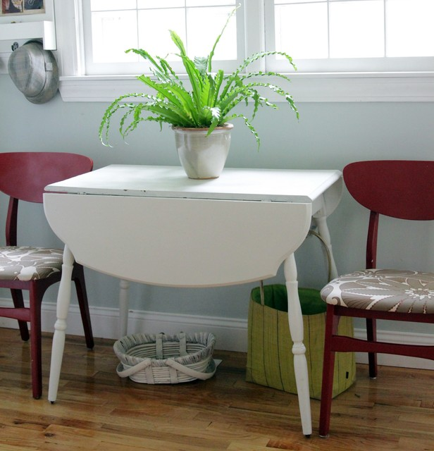 Ikea Drop Leaf Table Spaces Traditional with Basket Cottage Drop Leaf1