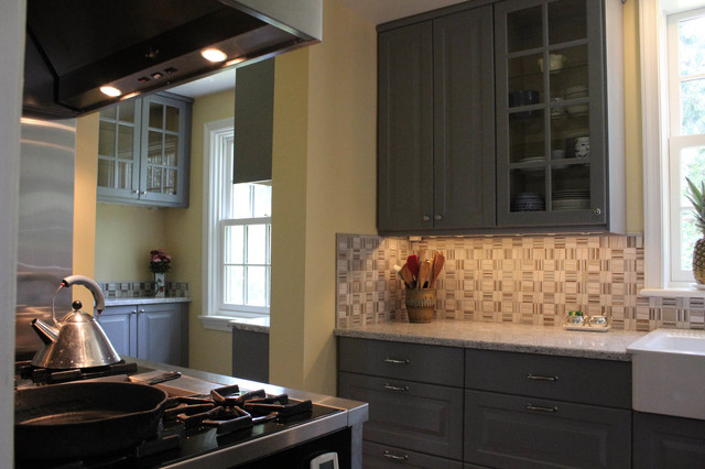 Ikea Farm Sink Kitchen Modern with Cork Custom Made Cabinets From7