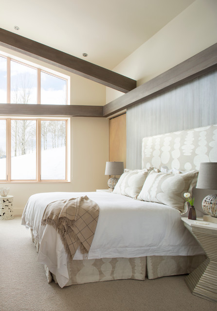 ikea latex mattress Bedroom Contemporary with carpet in bedroom carpet