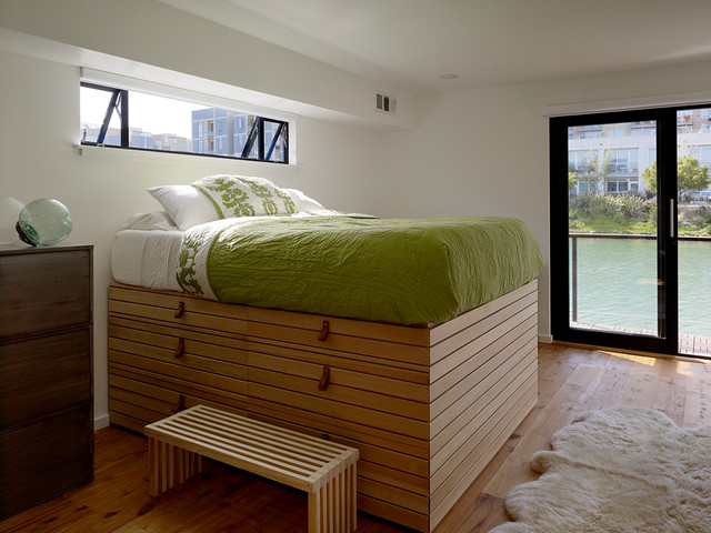 ikea mattresses Bedroom Modern with awning windows bedside table