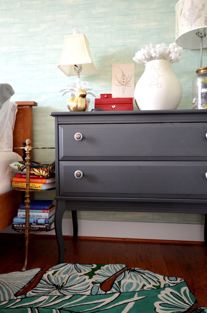 ikea nightstand Bedroom Modern with baseboards bedside table chest