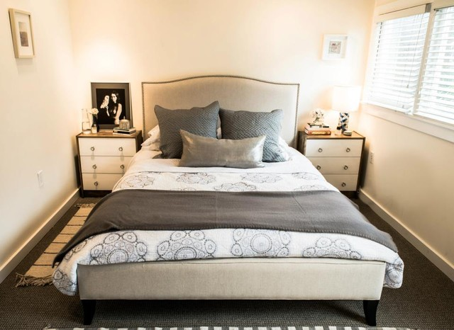Ikea Nightstand Bedroom Traditional with Colette Bed Ikea Hack