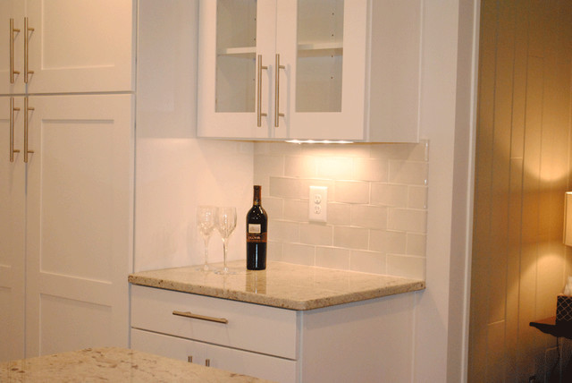 Ikea Pantry Cabinet Spaces Transitional with Beverage Station Deep Contrasting