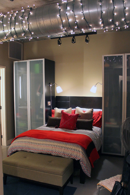 ikea wardrobe closet Bedroom Contemporary with CategoryBedroomStyleContemporaryLocationDenver