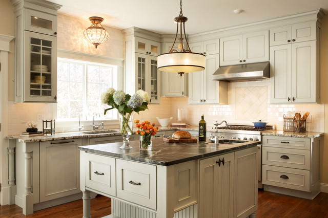 Jayson Home and Garden Kitchen Traditional with Beachfront Bead Board Beaded