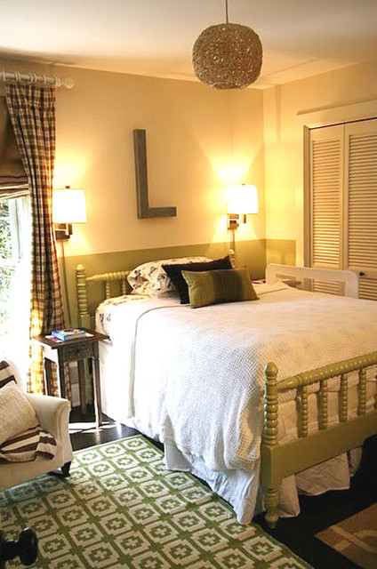 Jenny Lind Bed Bedroom Eclectic with Categorybedroomstyleeclecticlocationatlanta
