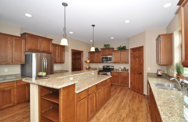 kaerek homes Kitchen Traditional with CategoryKitchenStyleTraditionalLocationMilwaukee
