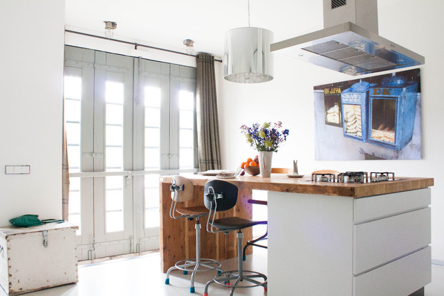 Kitchen Islands Ikea Kitchen Eclectic with My Houzz 3