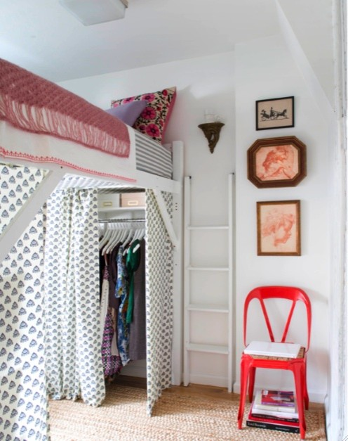 Lofted Bed Spaces with Categoryspaceslocationother Metro