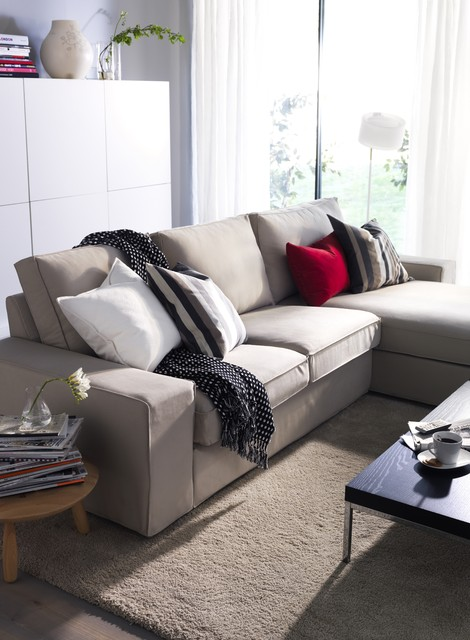 Loveseat with Chaise Living Room Contemporary with Categoryliving Roomstylecontemporarylocationother Metro 3