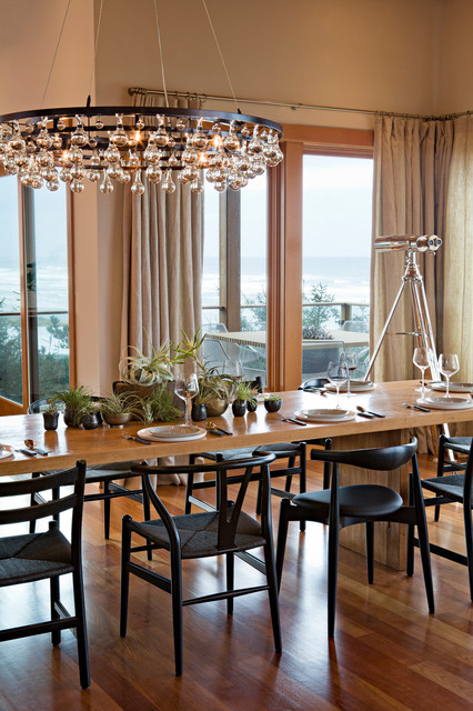 Lowes Chandeliers Dining Room Contemporary with Arctic Pear Beach House