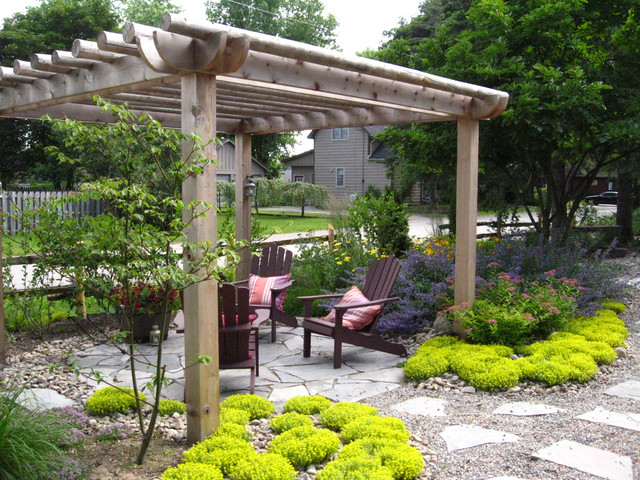 Lowes Lakeland Fl Landscape Traditional with Adirondack Chairs Garden Gravel