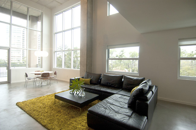 lowes laminate flooring Living Room Contemporary with black coffee table chandelier