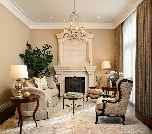 Gallery For Old Fancy Living Room