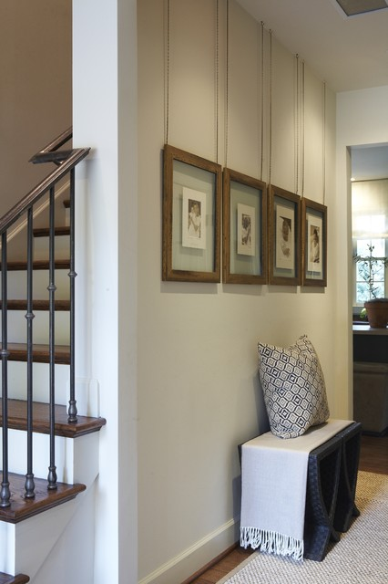 Matted Picture Frames Hall Contemporarywith Categoryhallstylecontemporary