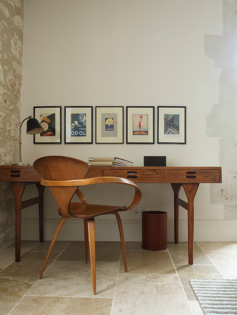 Matted Picture Frames Home Office Mediterranean with 5 Cadres Affiches Bureau
