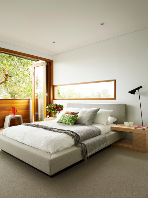 mattress and boxspring sale Bedroom Modern with bifold door contemporary design