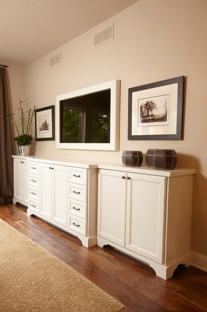 Narrow Dresser Living Room Traditional with Fusion Designs Martha Ohara