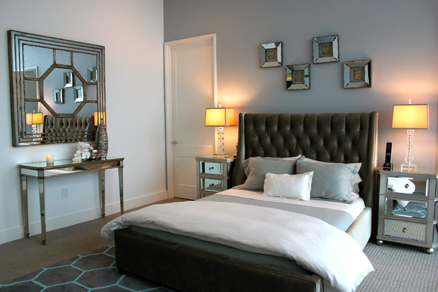 Narrow Nightstand Bedroom Contemporary with Categorybedroomstylecontemporarylocationother Metro