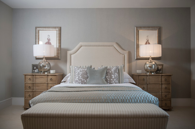 nightstand lamps Bedroom Farmhouse with bed cushions bedroom bench