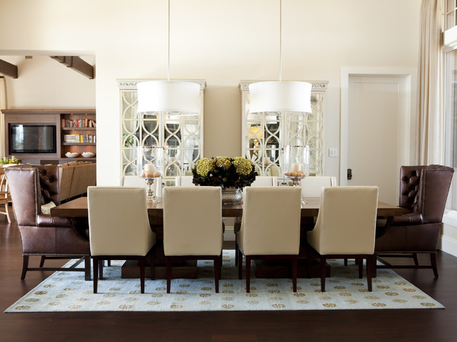 Oly Studio Dining Room Modern with Ceiling Light Dining Room