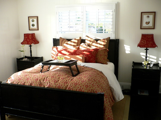 Organic Latex Mattress Bedroom Traditional with Breakfast in Bed Custom