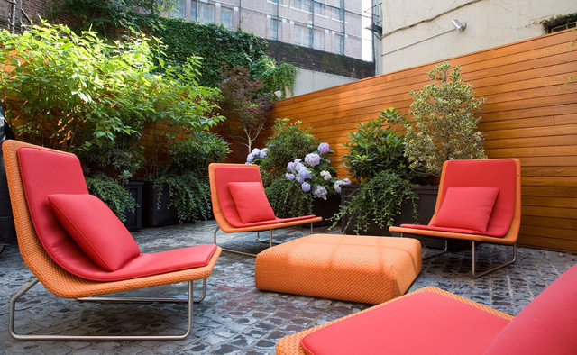 Outdoor Couch Cushions Patio Contemporary with Back Garden Back Yard