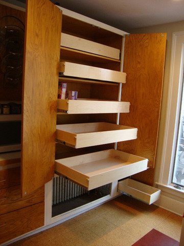 Pantry Shelving Systems Kitchen Traditional with Custom Pantry Shelves Custom