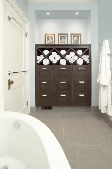 Prosource Flooring Bathroom Transitional with Bathroom Renovation Built In