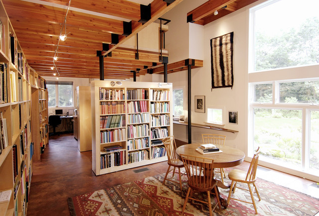 Room Divider Bookcase Home Office Rustic with Bookcase Bookshelves Boston Ceiling