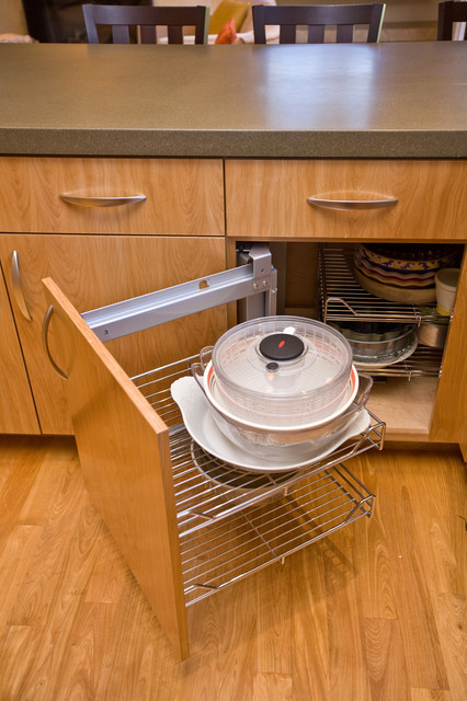 Salad Spinner Kitchen Modern with Concrete Countertop Concrete Kitchen5