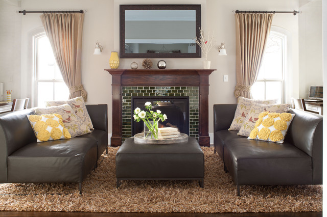 Shag Area Rug Living Room Traditional with Arched Window Arched Windows
