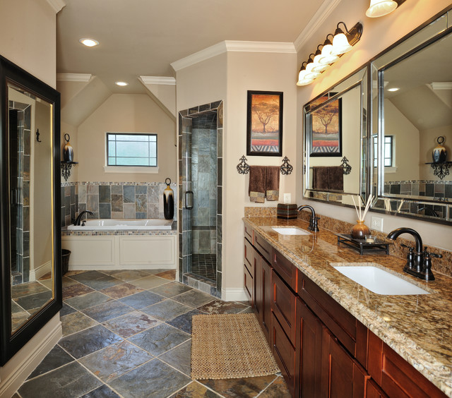Sherwin Williams Kilim Beige Bathroom Transitional with Bathroom Beige Trim Beige2