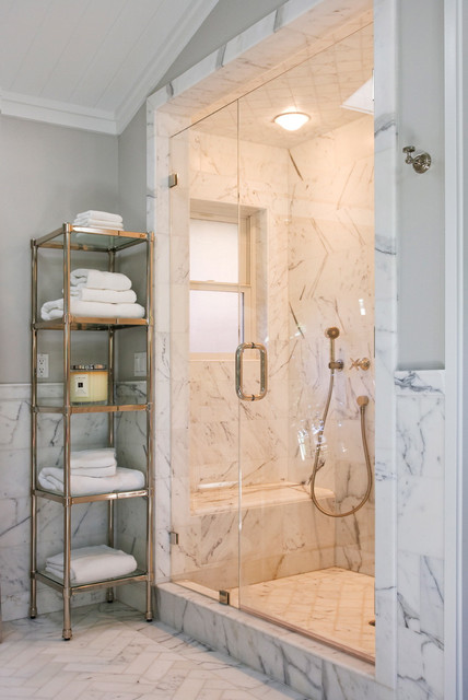 Shower Squeegee Bathroom Traditional with Bathroom Storage Ceiling Lighting