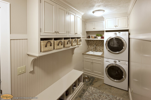 Showplace Cabinets Laundry Room Traditional with Cabinet Cabinetry Cabinets Cabinets