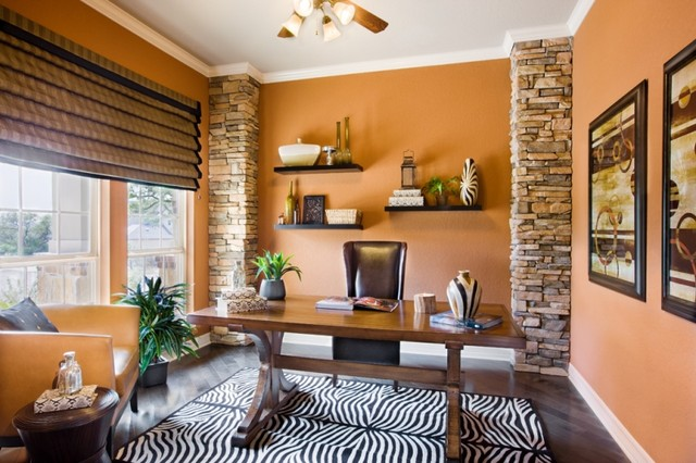 Sitterle Homes Home Office Contemporary with Categoryhome Officestylecontemporarylocationother Metro