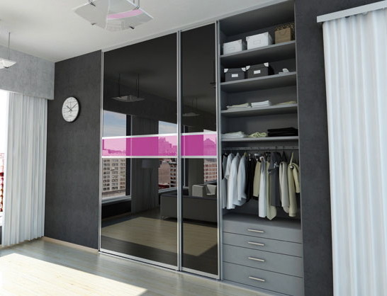 Sliding Mirror Closet Doors Closet Modern with Aluminum Closet Doors Frosted