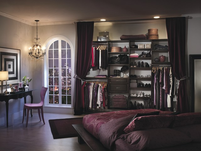 Sliding Mirror Closet Doors Spaces Contemporary with Closet Closet Organizer Closet