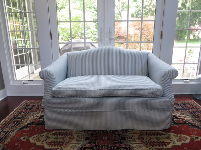 slipcovers for loveseats Spaces with CategorySpacesLocationPhiladelphia