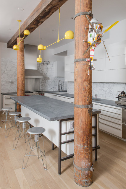 Soapstone Countertops Kitchen Industrial with Alberene Soapstone Contemporary Kitchen