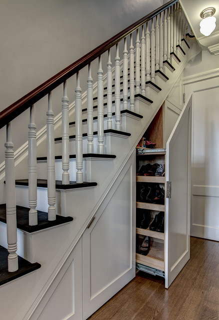 Stair Spindles Staircase Traditional with Beige Staircase Brooklyn Ceiling