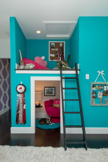 Trex Decking Colors Kids Transitional with Bright Colors Fun Ladder