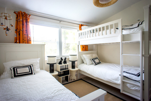 Twin Bunk Bed Mattress Kids Transitional with My Houzz
