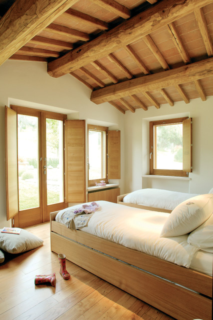 Twin Xl Bed Frame Bedroom Mediterranean with Bedroom with 2 Twin