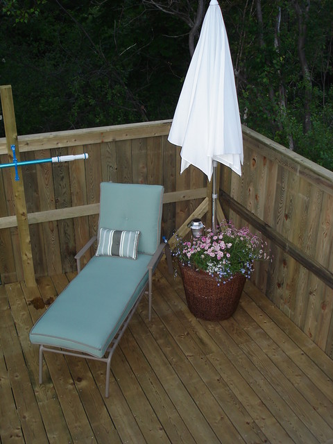 Umbrella Bases Patio Eclectic with Categorypatiostyleeclecticlocationother Metro