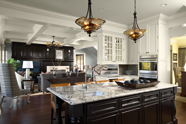 Uttermost Lighting Kitchen Traditional with 2012 Parade of Homes