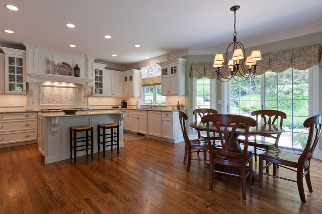 Valance Patterns Kitchen Traditional with Breakfast Bar Ceiling Lighting
