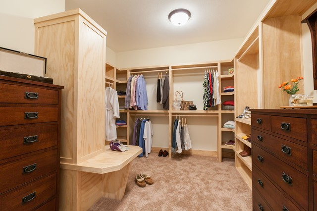 Walk in Closet Organizers Closet Traditional with Built in Shelves Closet Organizers